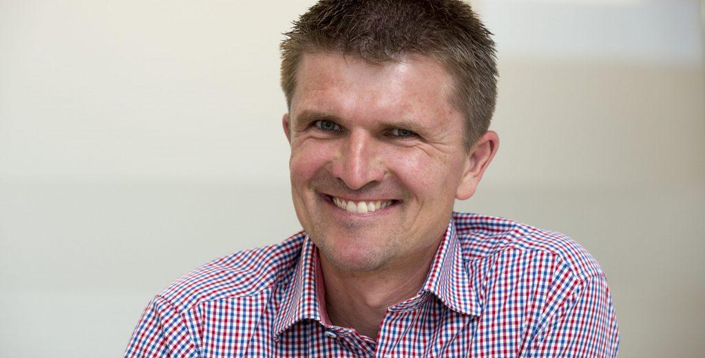 Fabian Bucher, Präsident Gewerbeverein Hünenberg