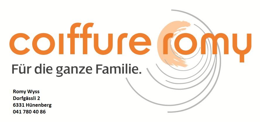 Logo Coiffure romy