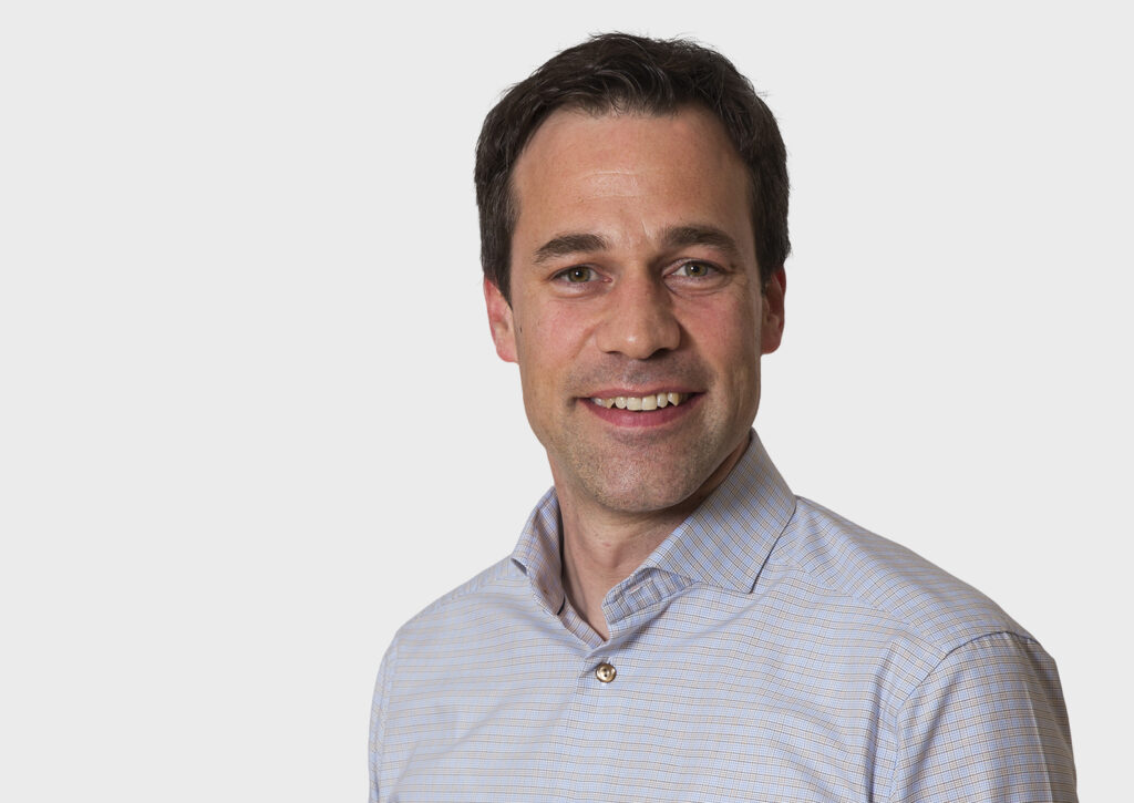 Marco Suter Präsident Gewerbeverein Hünenberg
